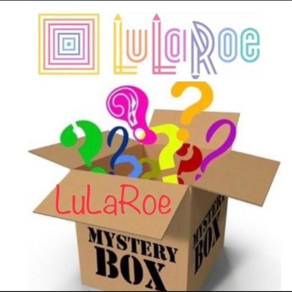 🆕 LuLaRoe BUNDLE 5 Piece Box Medium